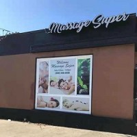 Massage Super   Asian Spa San Diego Open