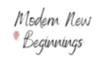 Modern New Beginnings