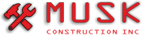 MUSK Construction Kitchen and Bathroom Remodeling Milpitas