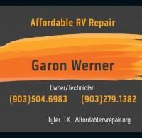 Affordable RV Repair