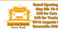 Lisa's Car Wash and Powerwash