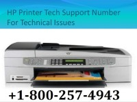 HP Printer Support 1-800-257-4943| HP Printer Toll Free Number