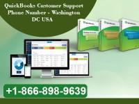 QuickBooks Customer Support Phone Number - Washington DC USA