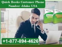 QuickBooks Customer Support Phone Number -Idaho USA