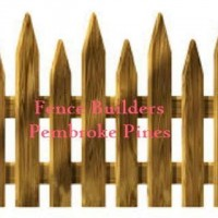 Fence Builders Pembroke Pines