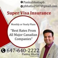 Pankaj Bhatia Supar Visa Insurance Provider