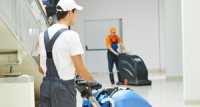 Crystal Commercial Cleaning Services