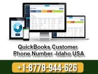 QuickBooks Customer Support Phone Number Idaho USA