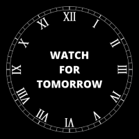 Watch for Tomorrow