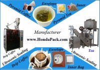 Japanese drip coffee bag packaging machine from China Manufacturer for Original Coffee Filter