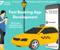 Taxi Booking App Development Services– New York, USA