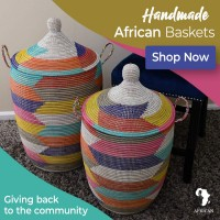 Aesha's African Baskets