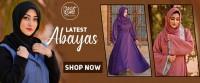 Black Camels Abayas