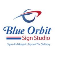 Blue Orbit Sign Studio