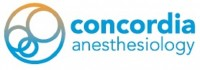 CONCORDIA ANESTHESIOLOGY INC