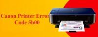 [Solved] Canon Printer Error Code 5b00 (Updated 2021)