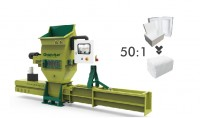 GREENMAX Foam Compactor A-C100 Hot Sale