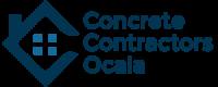 Concrete Contractors Ocala