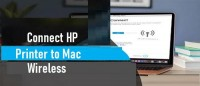 How to Connect HP Printer to Mac Wireless?