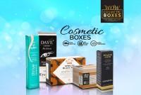 Custom Printed Cosmetic Packaging Boxes