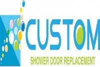 Custom Shower Door Replacement