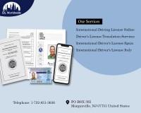 International Driving License Online
