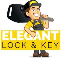 Elegant Lock and Key