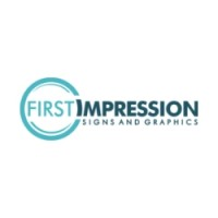 First Impression Signs and Graphics