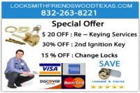 Locksmith Friendswood Texas