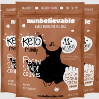 Keto Butter Cookies & Keto Almond Cookies