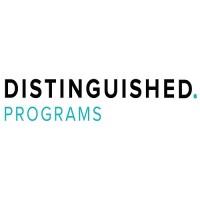 Distinguished Programs