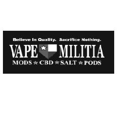 Vape Militia Katy Vape ***** Glass Kratom