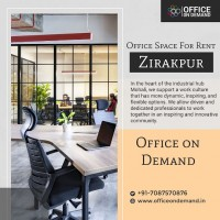 Office On Demand -Coworking Space in Zirakpur
