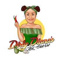 Dirty Diana's Hot Chili Oil