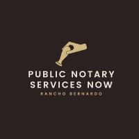 Public Notary Services Now Rancho Bernardo