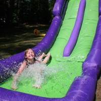 Residential Water Inflatable Bounce Houses