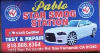 Pablo's Star test and repair