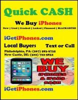 Sell iPhone Philadelphia