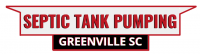 Septic Tank Pumping Greenville SC