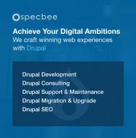Specbee - Drupal Web Development Company
