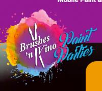 Brushes N' Vino Painting Classes