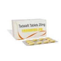 #1 Buy Cheap Tadarise 20 mg (Tadalafil) Online at Generic Meds USA