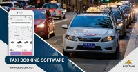 Customizable Taxi Booking Software For Your Business