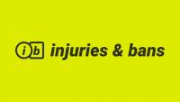 Injuries and Bans