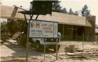 B & M Lawn and Garden