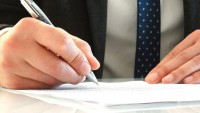 Corporate Lawyer Attorney Officer