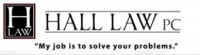 Hall Law PC, Criminal Defense, Personal Injury Lawyer