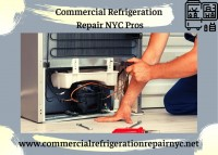 Commercial Refrigeration Repair NYC Pros.