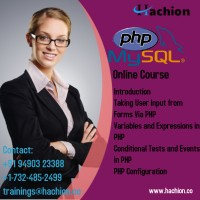 php with mysql |HACHION|