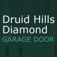 Druid Hills Diamond Garage Door